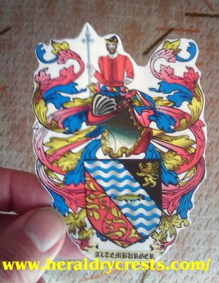 heraldry sticker